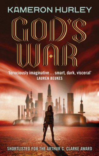God's War UK cover