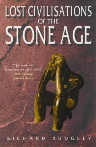 Cover of Lost Civilisations of the Stone Age