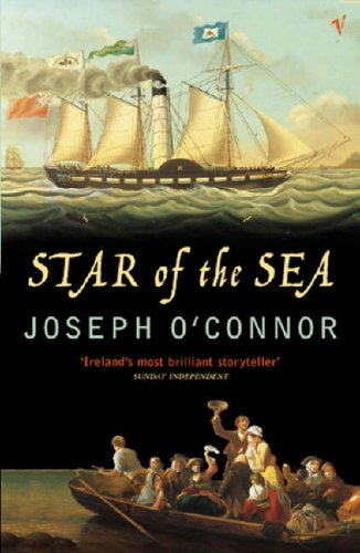 Book Cover - Star Of The Sea - Joseph O'Connor