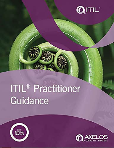 ITIL Practitioner Guidance par Axelos