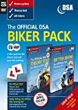 The Official DSA Biker Pack - Theory Test CD-ROM and Better Biking DVD (valid until January 2012)