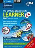 The Official DSA Complete Learner Driver Pack - electronic (valid until January 2012)