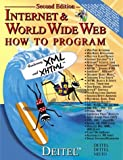 Internet and WWW, How to Program, Book cover