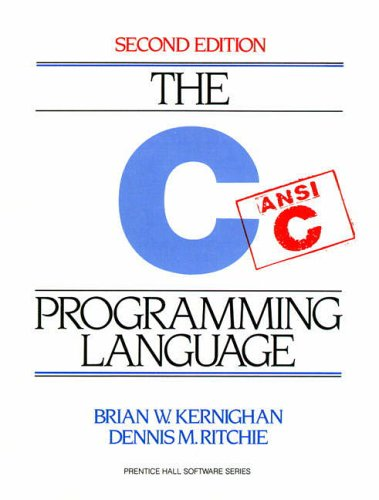 The C Programming Language 2nd Edition