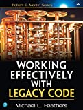 couverture du livre Working Effectively with Legacy Code