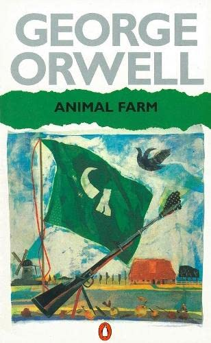 a review on the animal farm by george orwell Chapter v-vii review & reflection 35 chapter viii 36 chapter ix 42 chapter x 2 animal farm: a study guide - student's book about animal farm contains messages about politics george orwell's animal arm a study guide teacher's book animal farm.