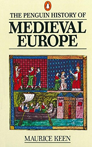 Cover of The Penguin History of Medieval Europe