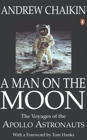 Cover of A Man on the Moon