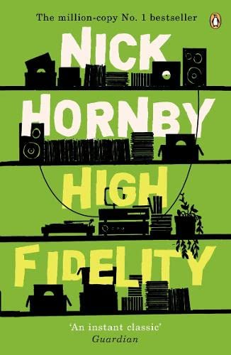 Nick Hornby, High Fidelity