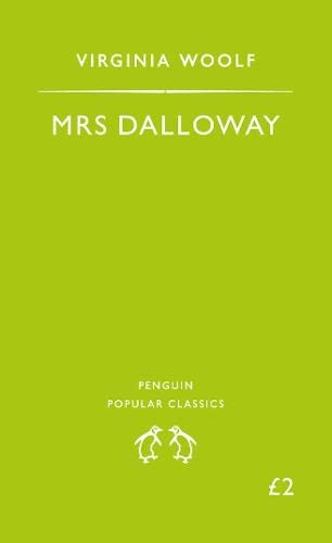 Virginia Woolf, Mrs. Dalloway