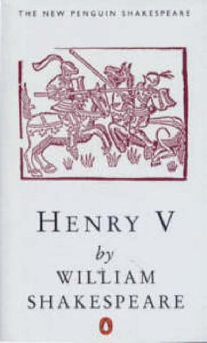 William Shakespeare,A.R. Humphreys, King Henry V (The New Penguin Shakespeare)