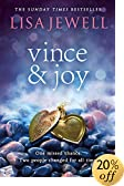 Cover art for Vince and Joy by Lisa Jewell (via amazon.co.uk)