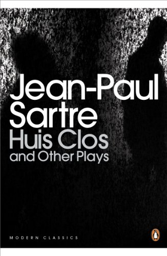 """essays on the play no exit by jean paul sartre Free essay: jean-paul sartre's play """"no exit"""" existentialism is a very confusing concept to understand existentialism is a school of thought, so to speak ."""