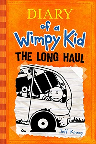 Diary of a wimpy kid : the long haul : Book 9