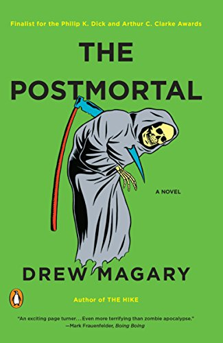 The Postmortal cover