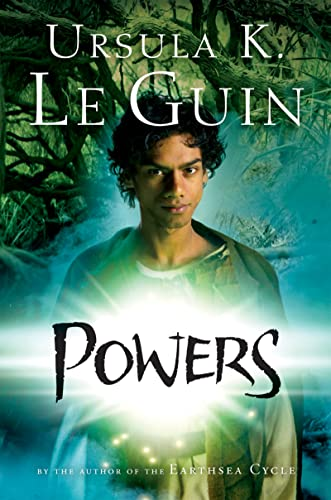 Powers, US cover