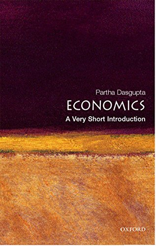 Economics: A Very Short Introduction par Partha Dasgupta