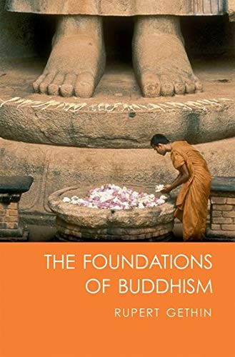 The Foundations of Buddhism par Rupert Gethin