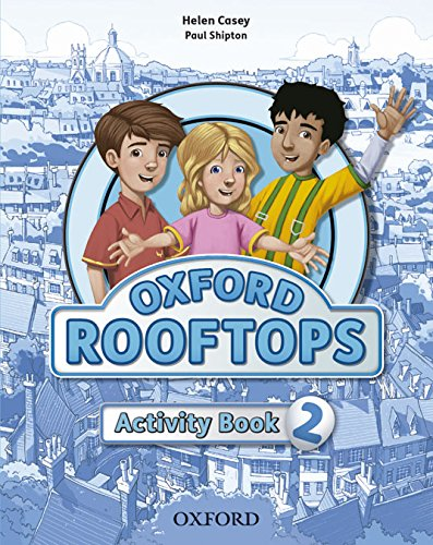 Oxford Rooftops 2. Activity Book Pack