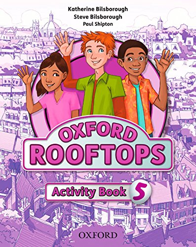 Oxford Rooftops 5. Activity Book