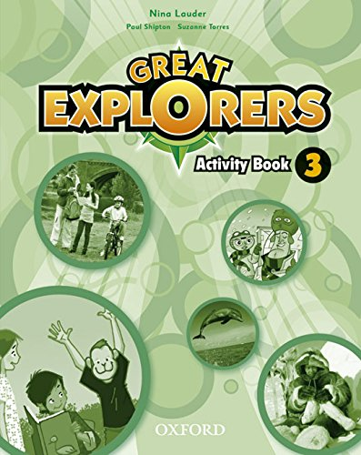 Great Explorers 3. Activity Book