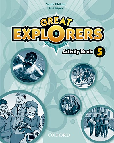 Great Explorers 5. Activity Book