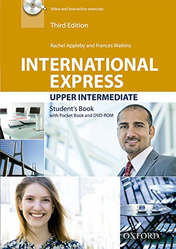International Express Third Edition Upper Intermediate Student Book Pack