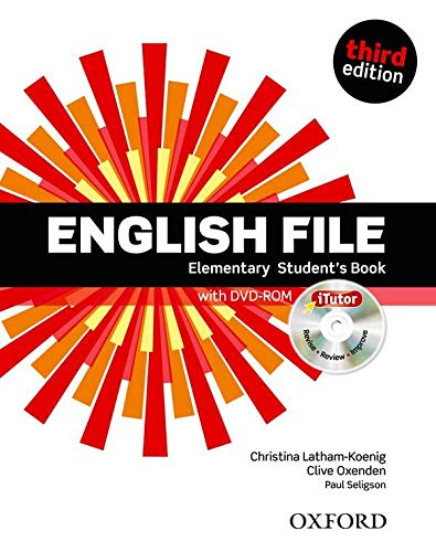 English File Elementary Student's Book (1DVD)