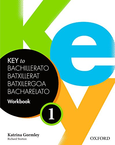 Key to Bachillerato 1. Workbook