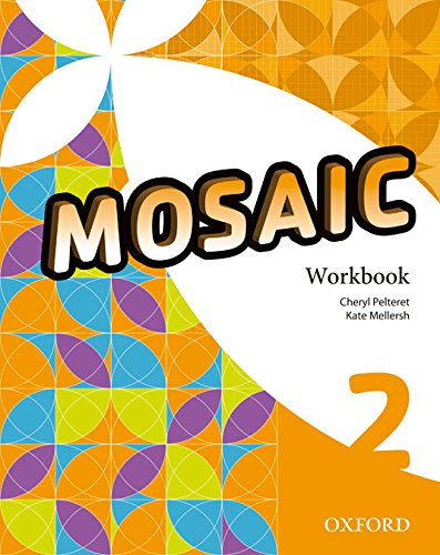Mosaic 2. Workbook