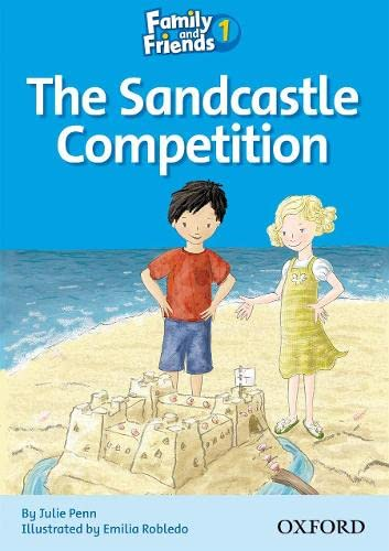 Family and Friends Readers 1: The Sandcastle Competition