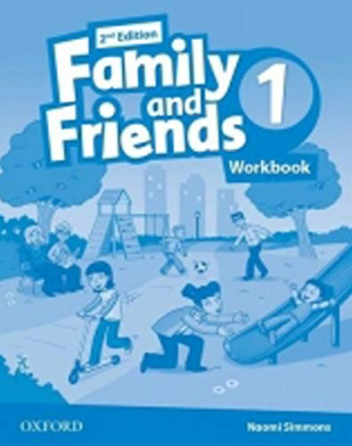 Family and Friends Level 1 : Workbook