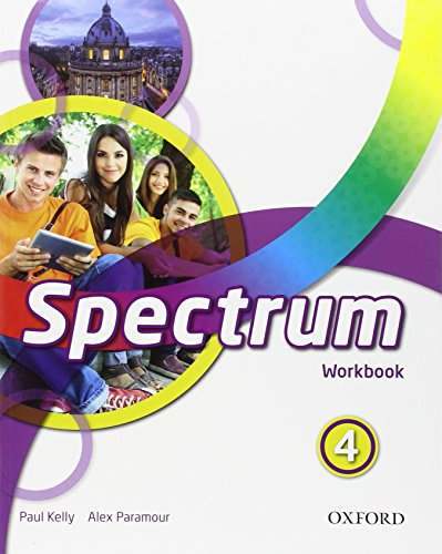 Spectrum 4. Workbook