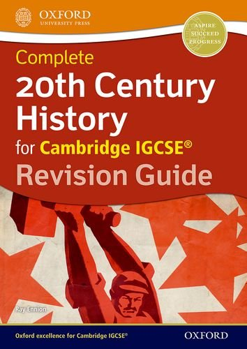 20th Century History for Cambridge IGCSE®: Revision Guide