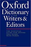 Robert Ritter, The Oxford Dictionary for Writers and Editors