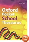 The Oxford Pocket School Thesaurus