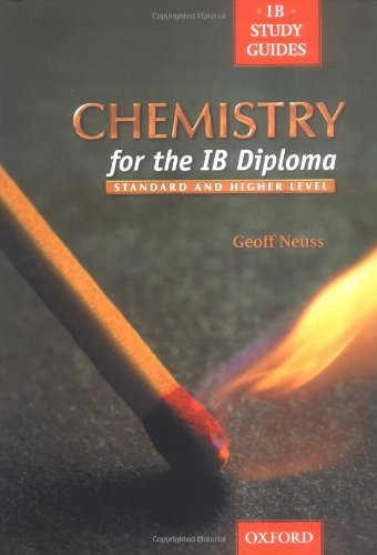 Geoff Neuss, Chemistry for the IB Diploma