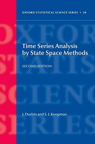 Time Series Analysis by State Space Methods: Second Edition.