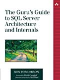 couverture du livre The guru's guide to SQL Server architecture and internals