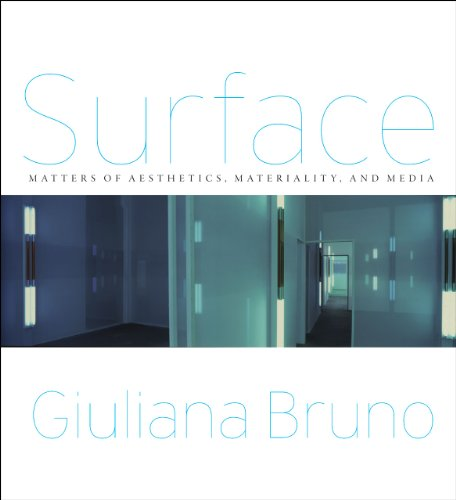 Surface: Matters of Aesthetics, Materiality, and Media par  Giuliana Bruno