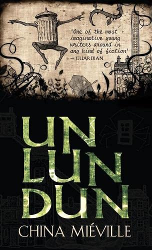 Un Lun Dun US cover