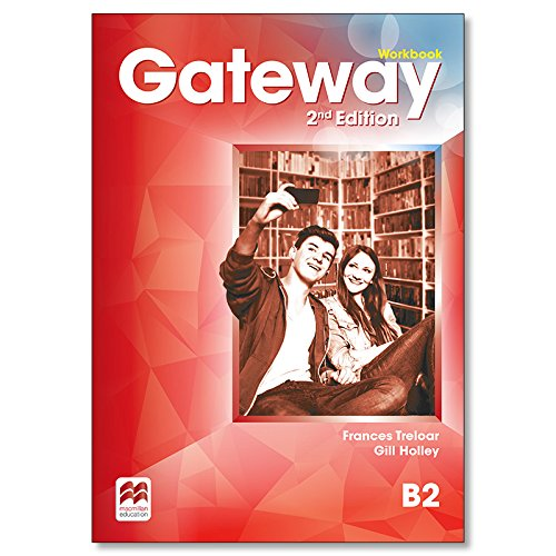 Gateway 2nd Edition B2 Workbook
