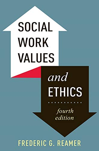 Social Work Values and Ethics 4e