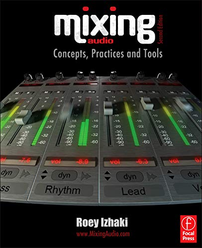 Mixing Audio: Concepts, Practices and Tools par Roey Izhaki