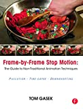 Frame-by-frame stop motion-visual