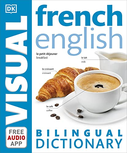 French-English Bilingual Visual Dictionary par DK
