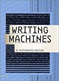 Writing machines-visual