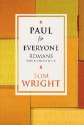Wright on Romans - overpriced!