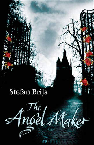 The Angel Maker cover