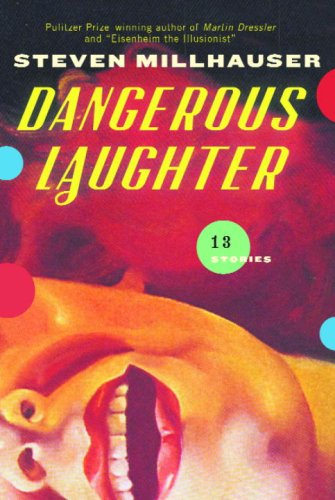 Dangerous Laughter cover